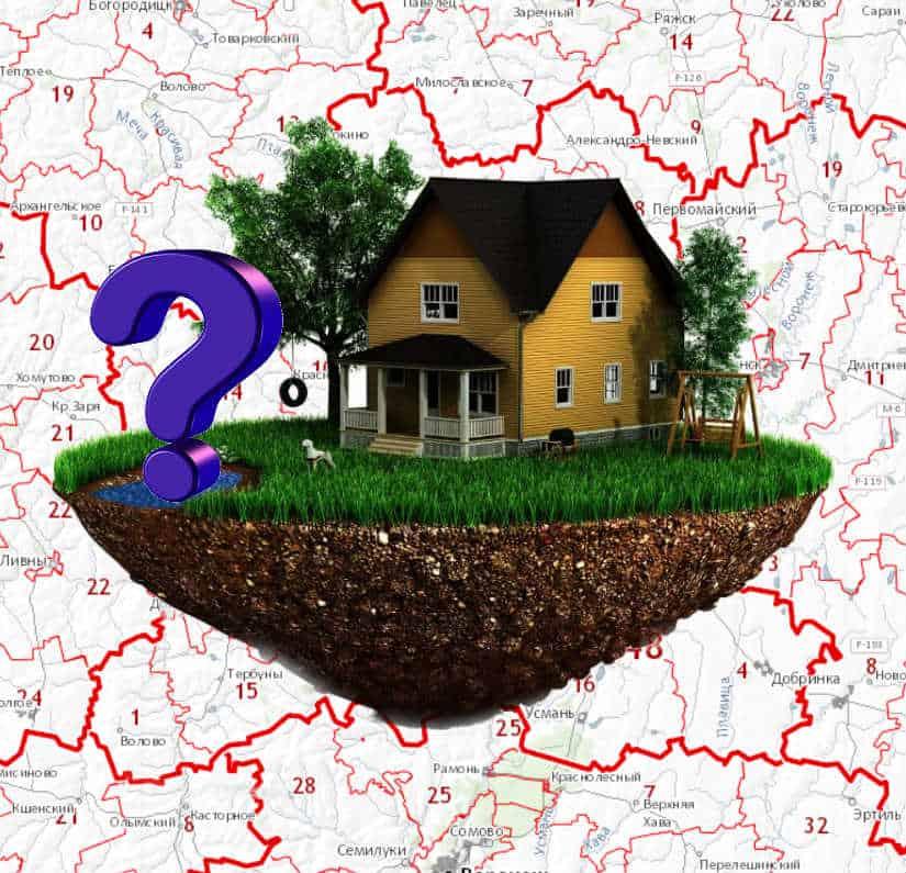 Оформить дачный участок в собственность в Липецке