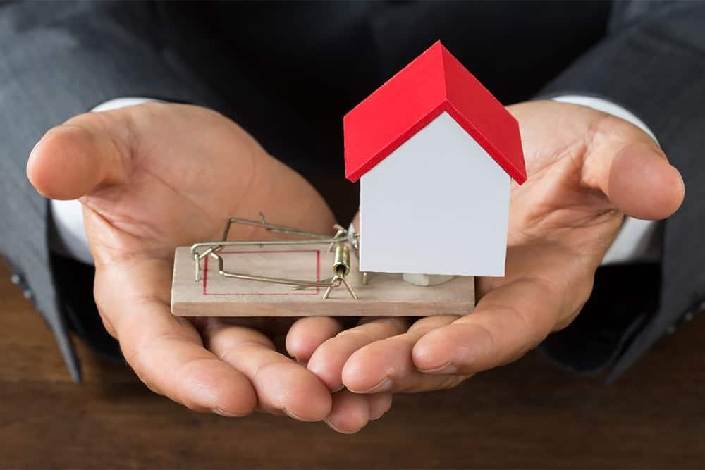 Как уберечь свою недвижимость от мошенников?